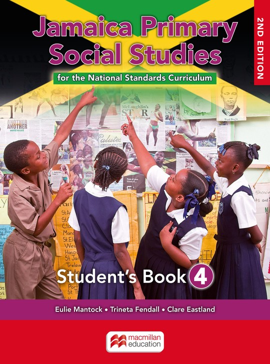 Jamaica Primary Social Studies 2nd Edition Student's Book 4