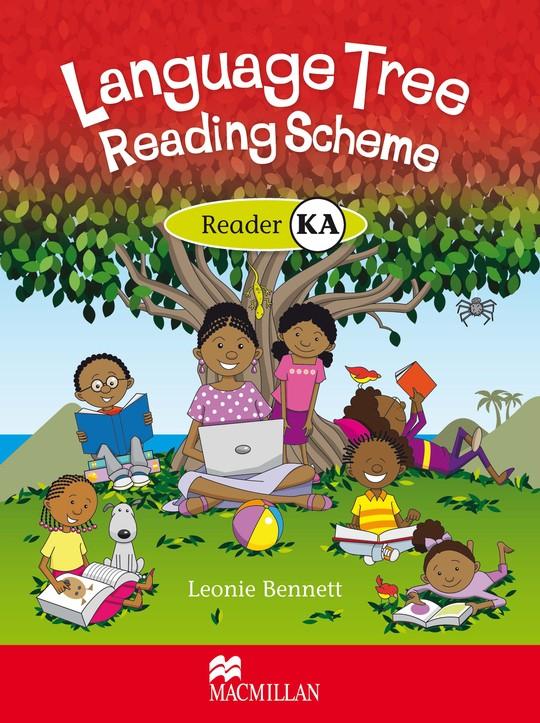 Language Tree Reading Scheme: Reader KA