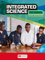 Integrated Science for Jamaica 4th Edition Grade 8