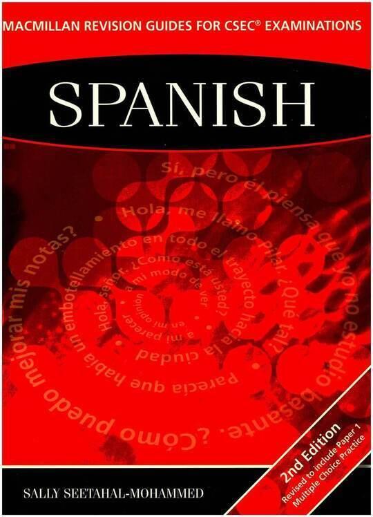 Macmillan Revision Guides for CSEC® Examinations: Spanish
