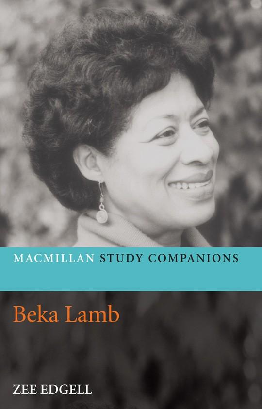Macmillan Study Companions: Beka Lamb by Zee Edgell