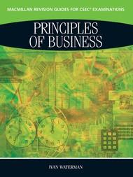 Macmillan Revision Guides for CSEC® Examinations: Principles of Business