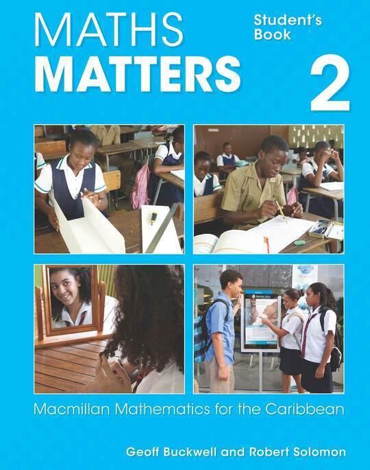 Maths Matters Student's Book 2