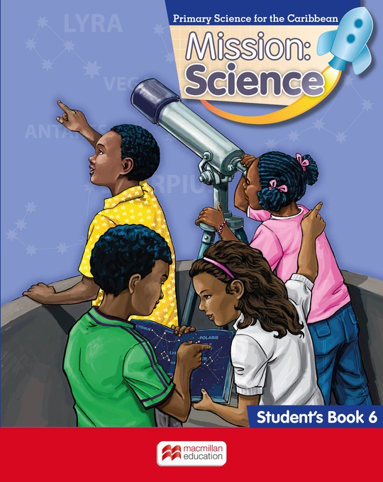Mission: Science Student's Book 6