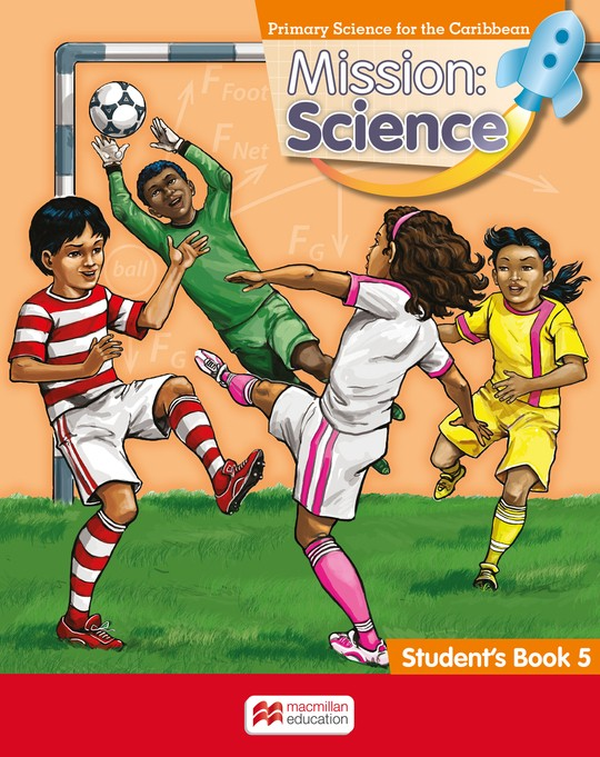 Mission: Science Student's Book 5