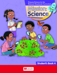 Mission: Science Student's Book 4