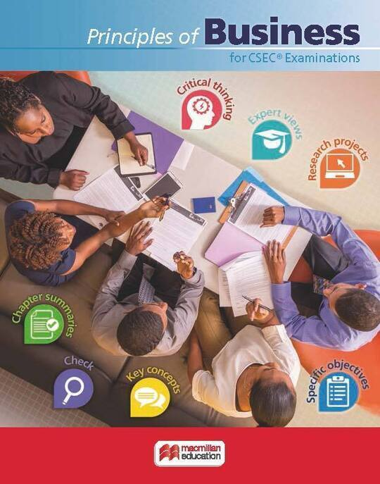 Principles of Business for CSEC Examinations