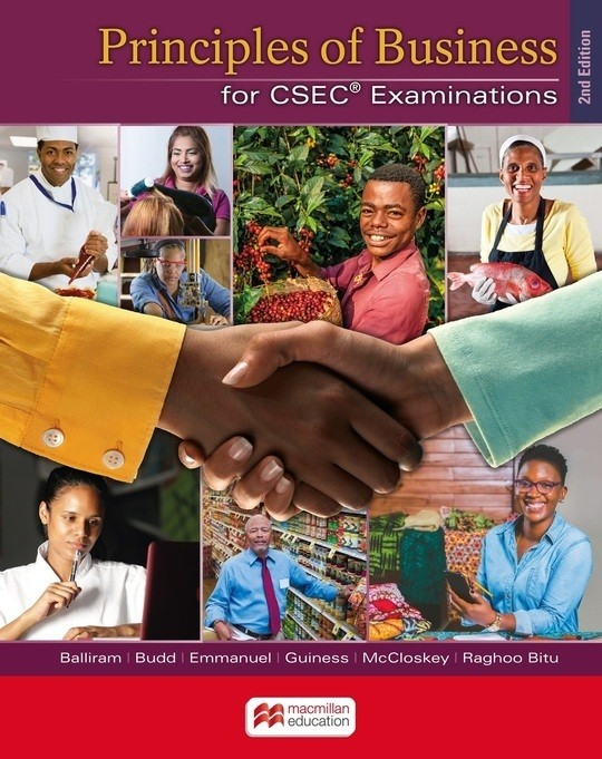 Principles of Business for CSEC Examinations, 2nd Edition