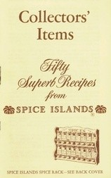 Collectors' Items / Fifty Superb Recipes from Spice Islands