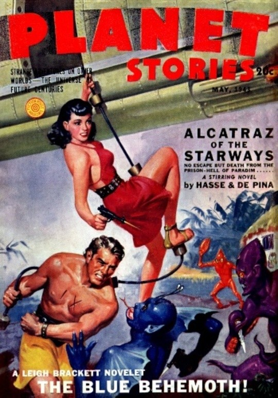Alcatraz of the Starways