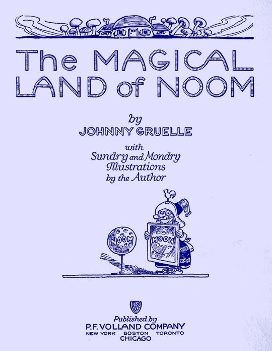 The Magical Land of Noom
