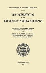 The Preservation of the Exterior of Wooden Buildings