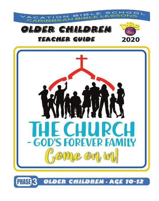 VBS 2020 Older Children Teacher Packet