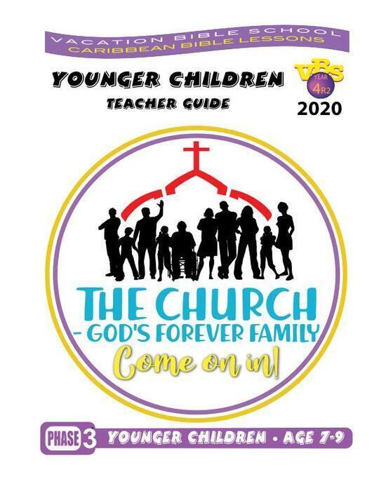 VBS 2020 Younger Children Teacher Packet