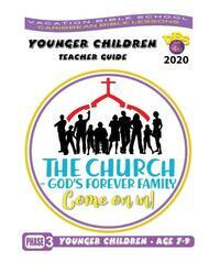VBS 2020 Younger Children Teacher Packet