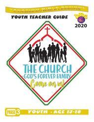 VBS 2020 Youth Teacher Packet