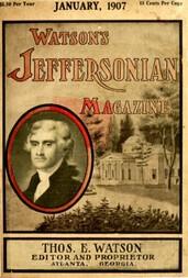 Watson's Jeffersonian Magazine