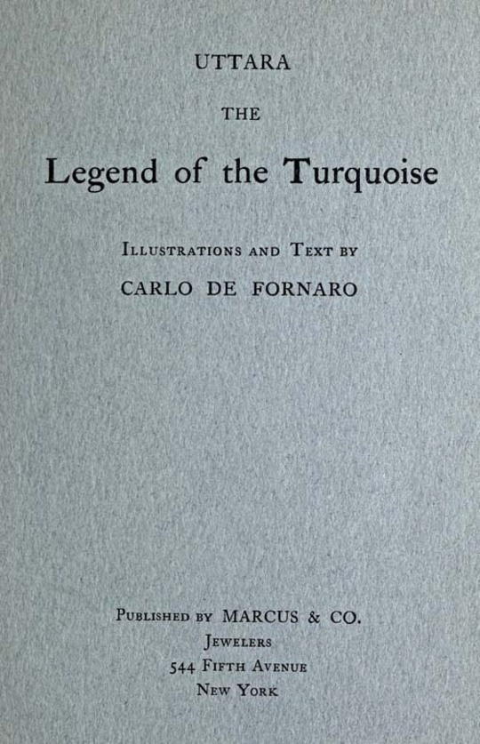 Uttara, the Legend of the Turquoise