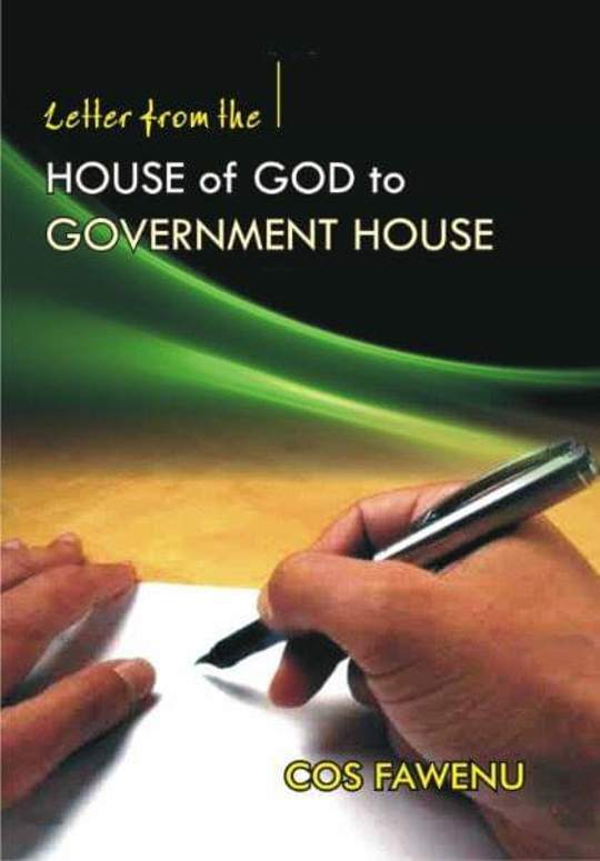 LETTER FROM THE HOUSE OF GOD TO GOVERNMENT HOUSE