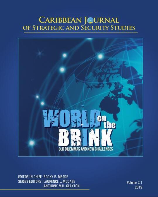 Caribbean Journal of Strategic and Security Studies: Volume 2.1