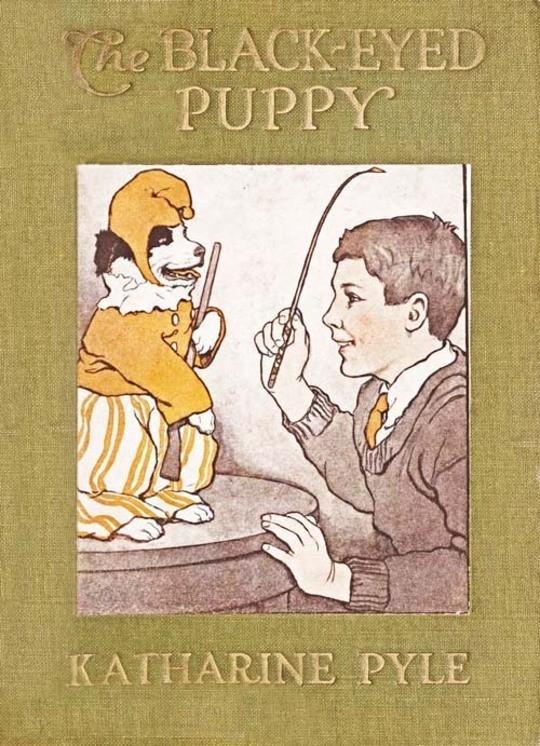 The Black-Eyed Puppy