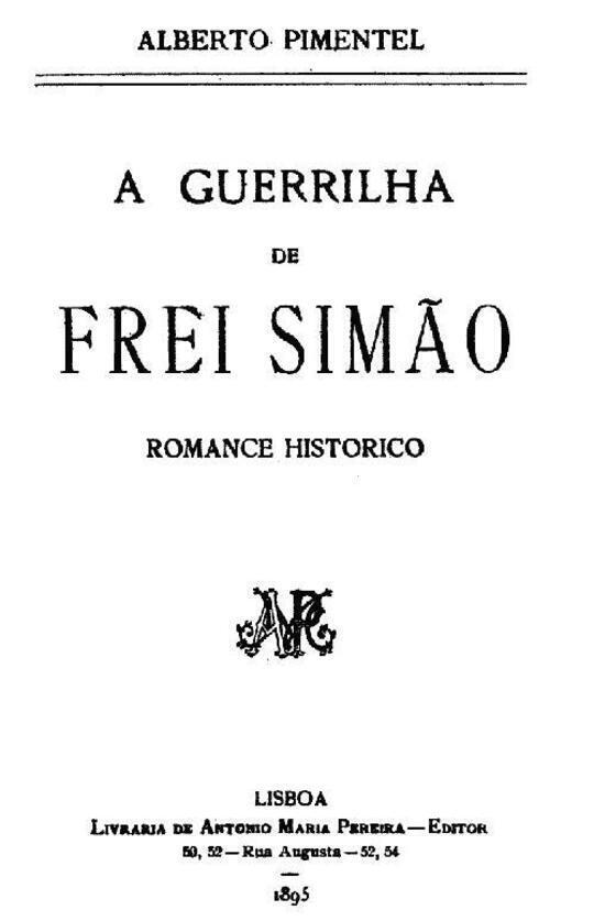 A guerrilha de Frei Simão