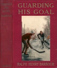 Guarding His Goal
