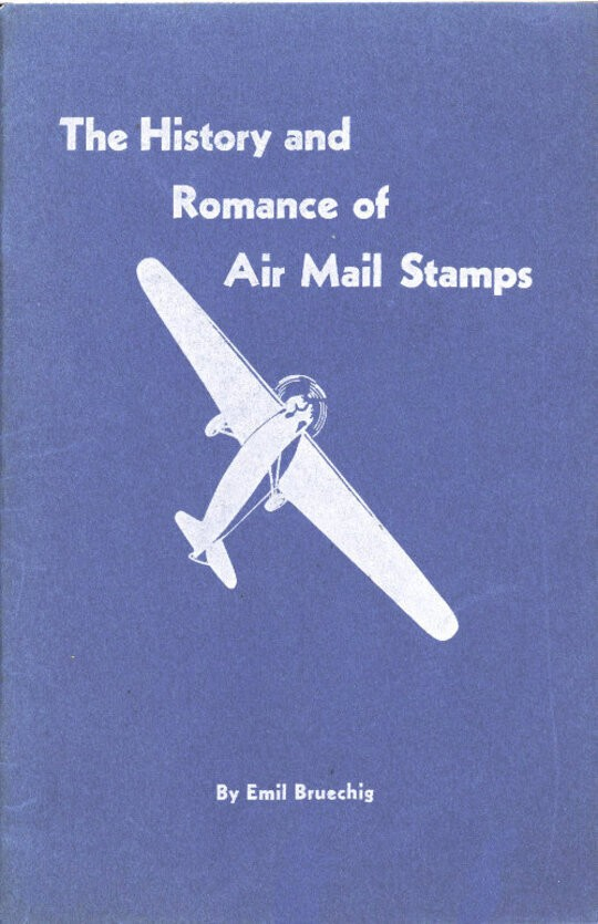 The History and Romance of Air Mail Stamps