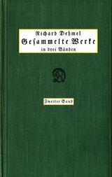 Gesammelte Werke in drei Bänden (2/3)