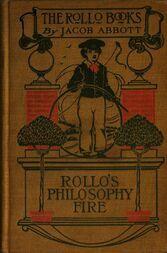 Rollo's Philosophy [Fire] / The Rollo Series