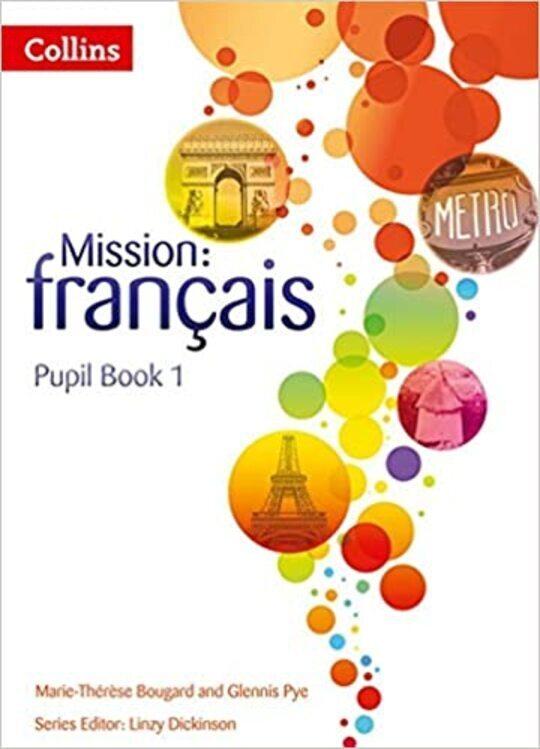Mission: français — PUPIL BOOK 1