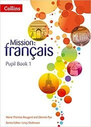 Mission: français — PUPIL BOOK 1