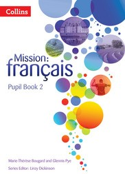 Mission: français — PUPIL BOOK 2