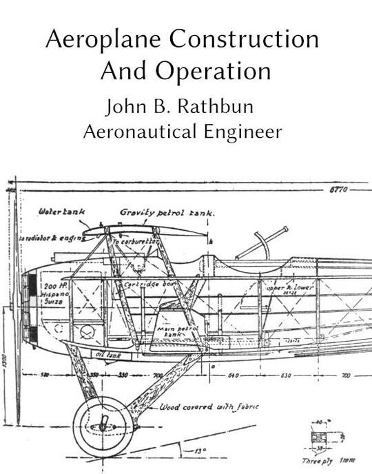Aeroplane Construction And Operation