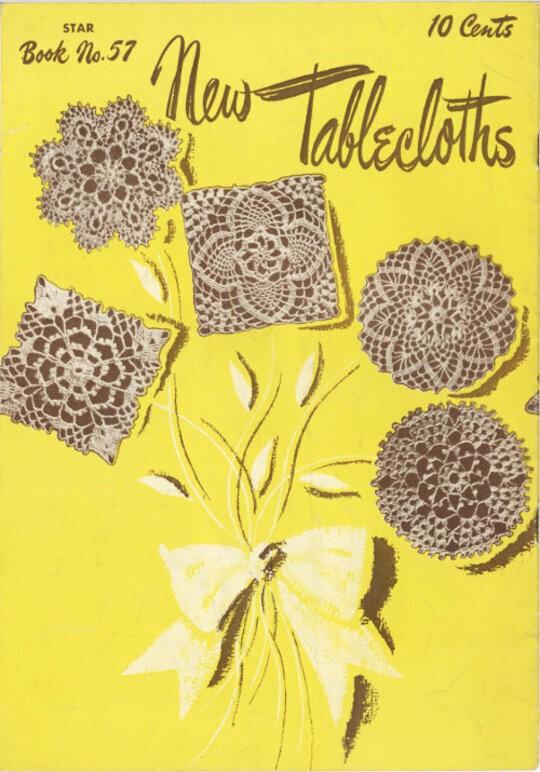 Star Book No. 57: New Tablecloths