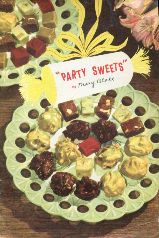 Party Sweets by Mary Blake