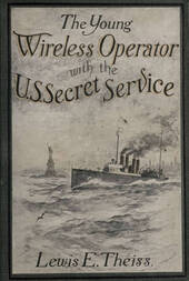 The Young Wireless Operator—With the U. S. Secret Service / Winning his way in the Secret Service