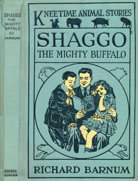 Shaggo, the Mighty Buffalo His Many Adventures