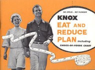 Knox Eat and Reduce Plan Including choice-of-foods Chart