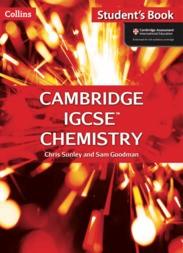 Collins Cambridge IGCSE™ Chemistry Student's