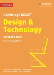 Collins Cambridge IGCSE™  Design & Technology Student's