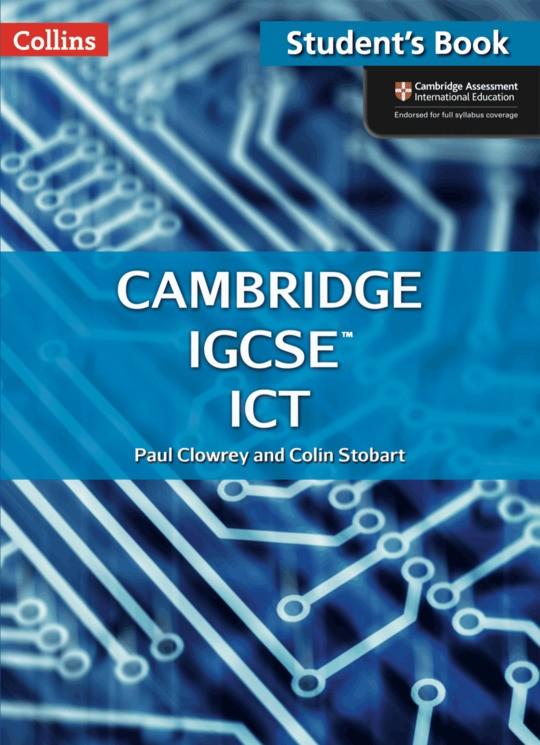 Collins Cambridge IGCSE™  ICT Student's