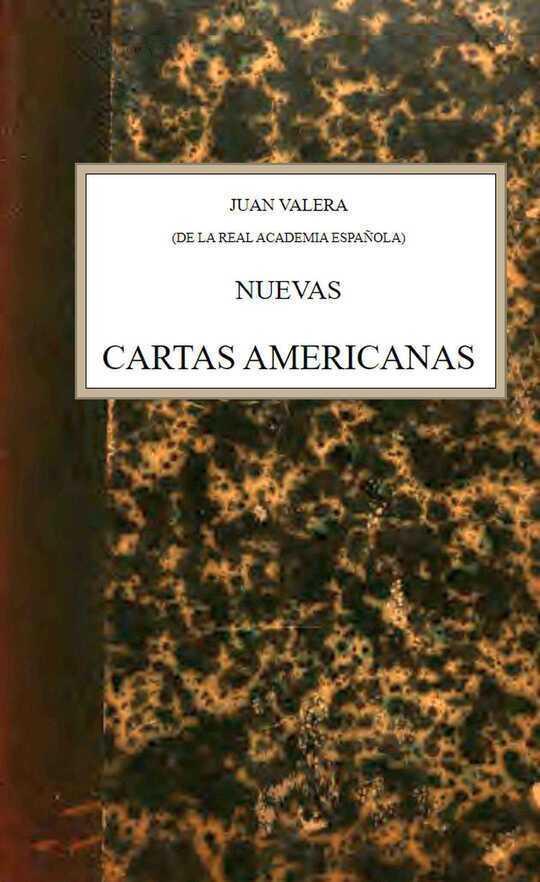 Nuevas cartas americanas