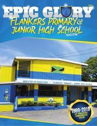 EPIC GLORY - Flankers Primary &  Junior High School Magazine