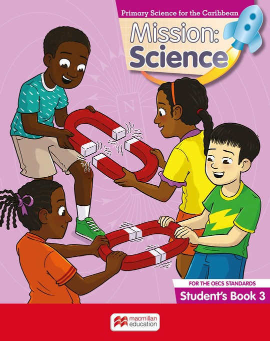 Mission Science 2nd Edition, Student's Book 3