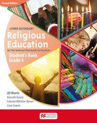 Lower Secondary Religious Education 2nd Edition, Student's Book 9