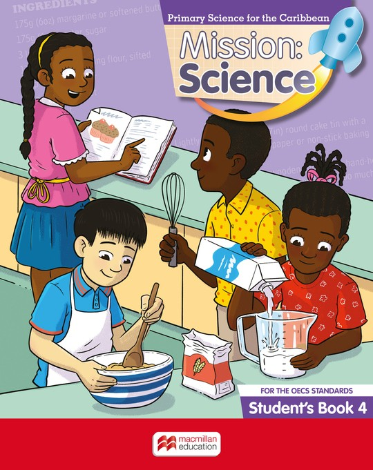 Mission Science 2nd Edition, Student's Book 4