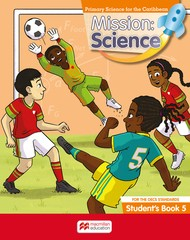 Mission Science 2nd Edition, Student's Book 5
