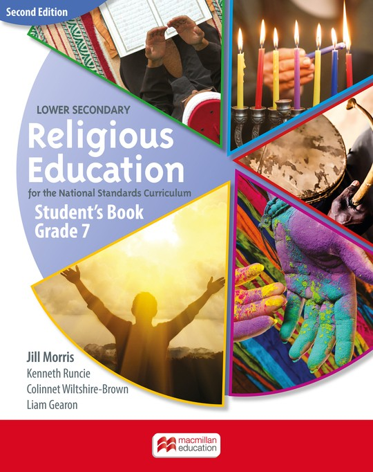 Lower Secondary Religious Education 2nd Edition, Student's Book 7