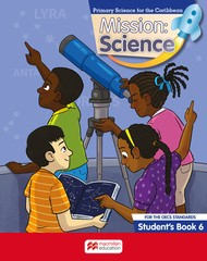 Mission Science 2nd Edition, Student's Book 6